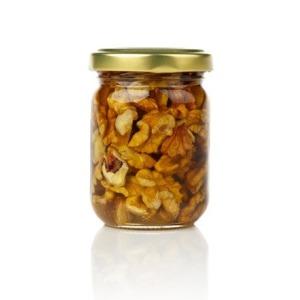 Medus su graikiniais riešutais