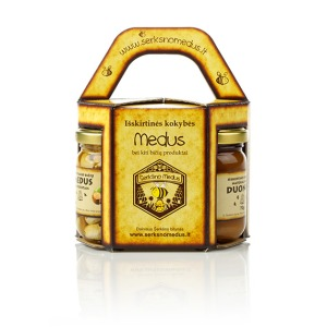 Riešutų medus